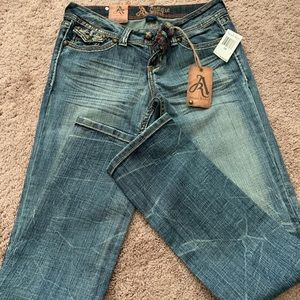 COPY - Antique Rivet jeans